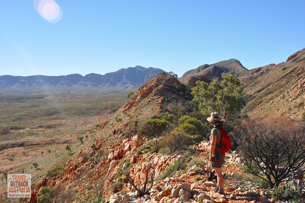 Ormiston Pound, Ormiston Gorge, West MacDonnell Ranges