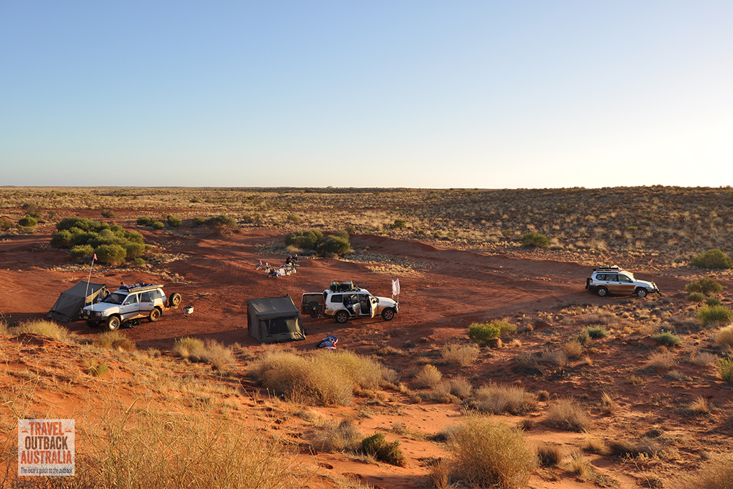Simpson Desert, French Line, South Australia