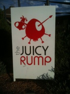 Juicy Rump Menu Alice Springs