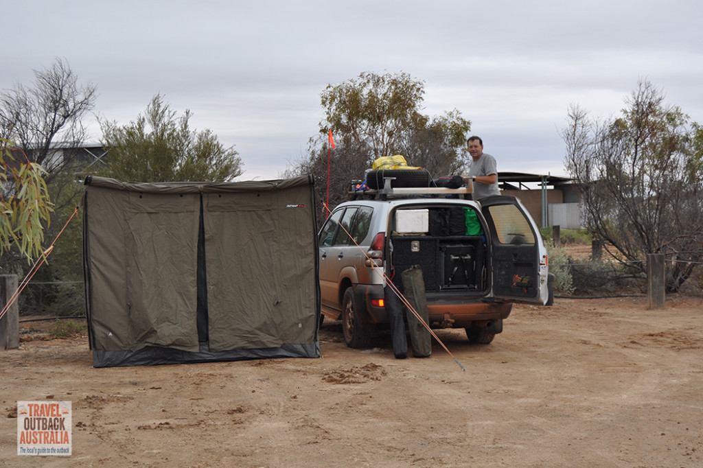 Camping-Dalhousie