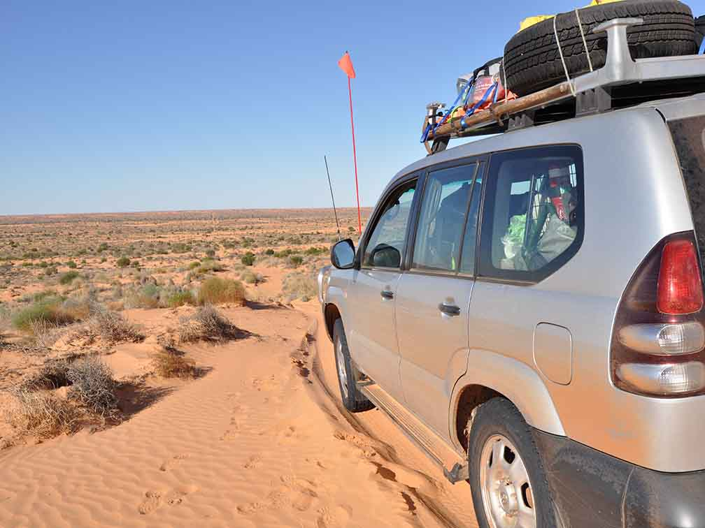 The Simpson Desert Ultimate Travel Guide