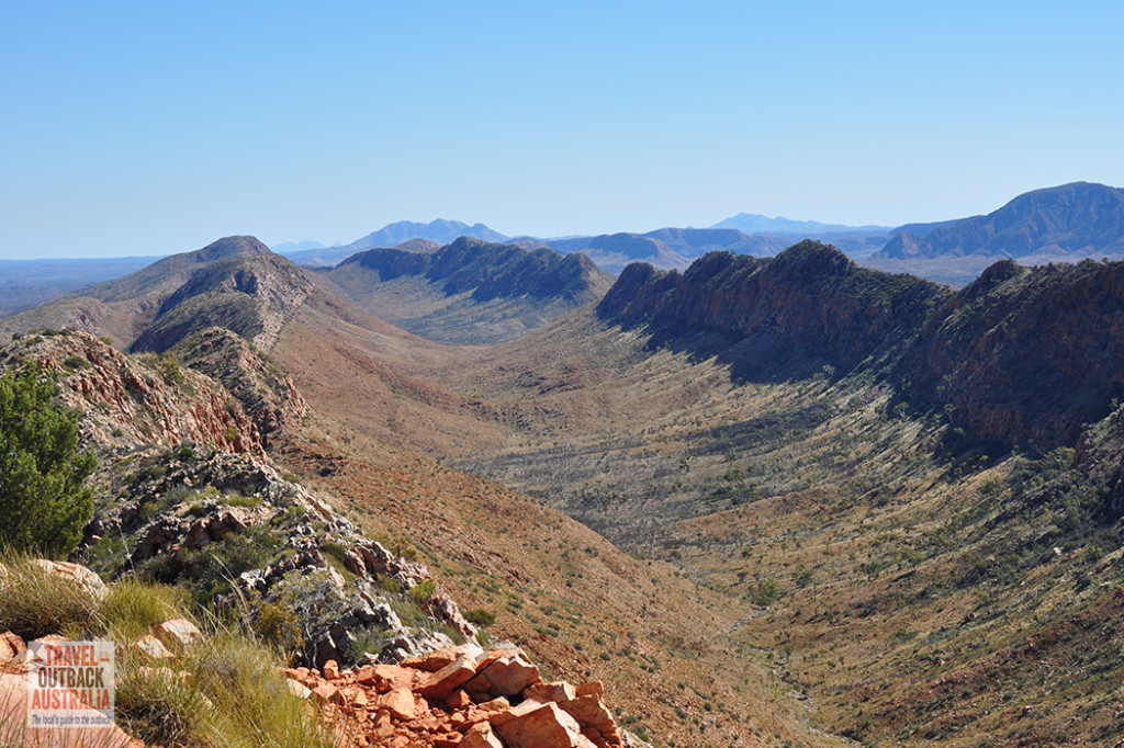 Larapinta Trail, Alice Springs, outback Australia