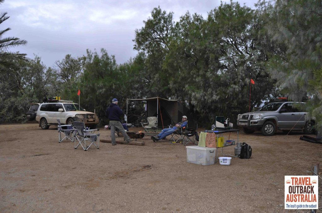 Coward Springs Campground