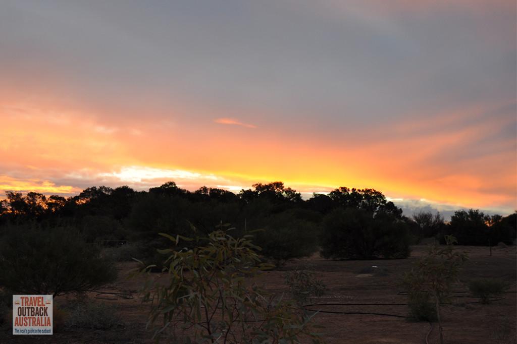 Dalhousie Springs, Witjira National Park, South Australia