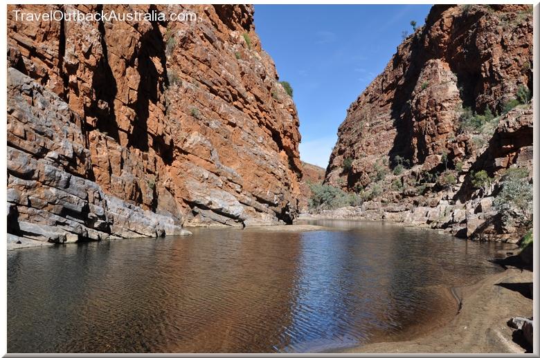 Glen Annie Gorge, Ruby Gap Nature Park, NT