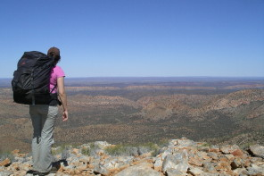Outback Hiking Safety