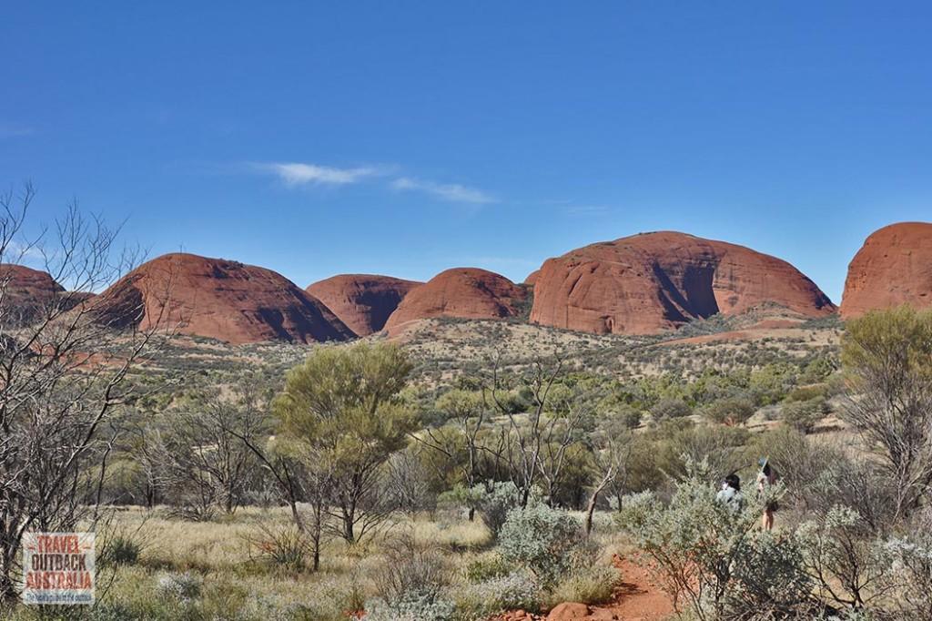 Kata Tjuta, Mt Olga, outback Australia