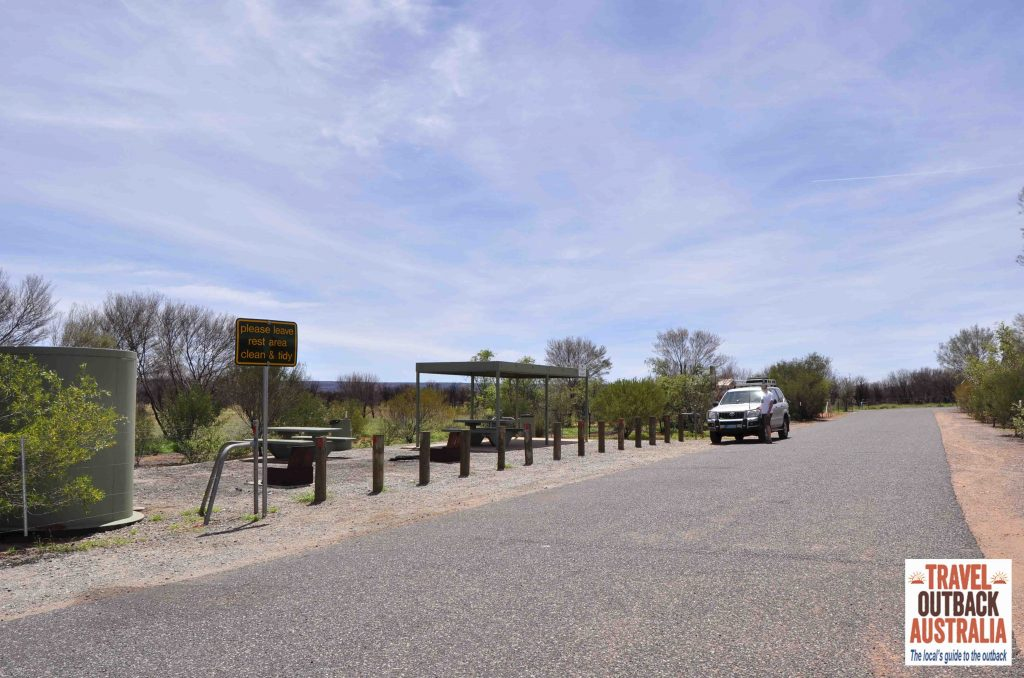 Mt Polhill Roadside Rest Area