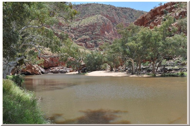 Ormiston Gorge, West MacDonnell National Park, Alice Springs