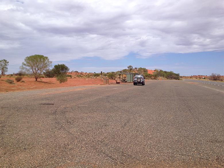 Uluru-roadside