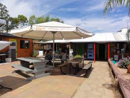 Alice Springs backpackers