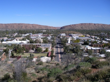 Accommodation in Alice Springs