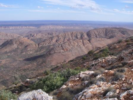 Larapinta Trail