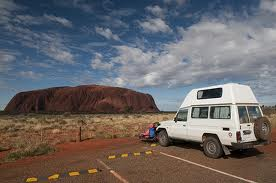 Ayers Rock car hire