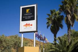 Chifley Resort Alice Springs