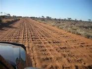 Oodnadatta Track road conditions