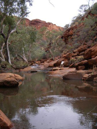 Kings Creek Walk, Kings Canyon, Watarrka