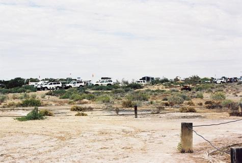 Dalhousie Springs, Simpson Desert, Outback Australia