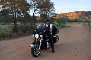 Motorbiking Outback