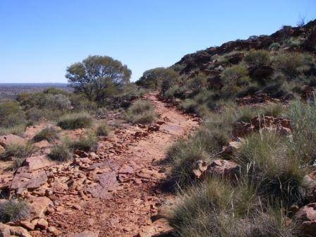 Giles Track, Kings Canyon, Watarrka