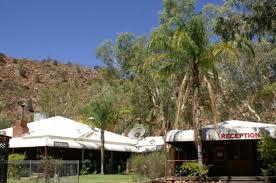 Heavitree Gap Outback Lodge & Caravan Park