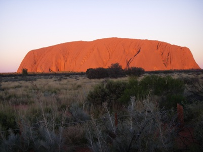 Ayers Rock tours