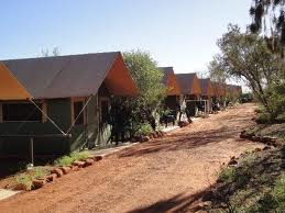 Kings Canyon accommodation, Kings Creek Station, Watarrka, budget