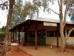 Kings Canyon accommodation, Kings Creek Station, budget, camping