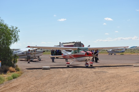 Lake Eyre air tours