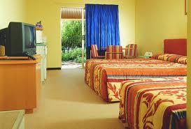 Ayers Rock budget hotels, Outback Pioneer hotel, uluru
