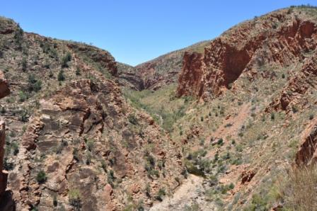 Serpentine Gorge, West MacDonnell Ranges, Outback Australia