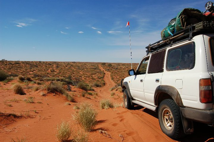 Simpson Desert facts, Simpson Desert, outback, Australia