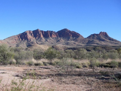 West MacDonnell National Park, Mt Sonder, Alice Springs