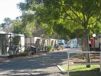 Stuart Caravan Park, Alice Springs accommodation