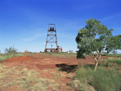 Tennant Creek, Barkly, outback Australia, NT