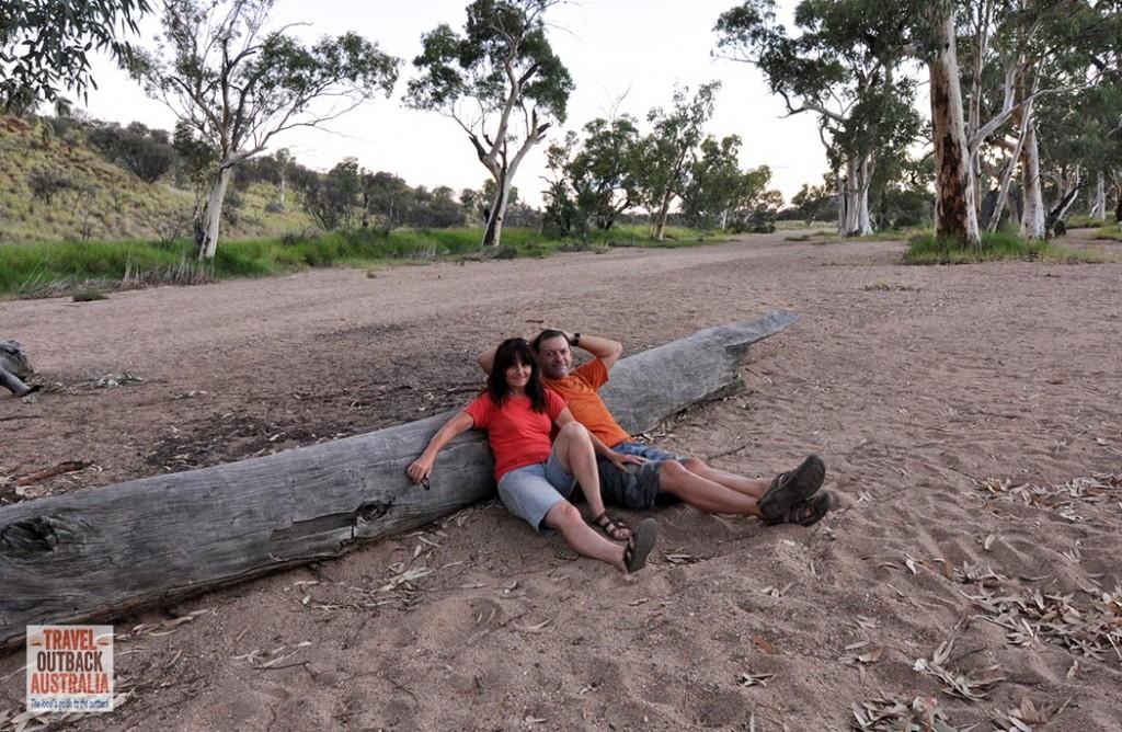 Simpsons Gap, Alice Springs