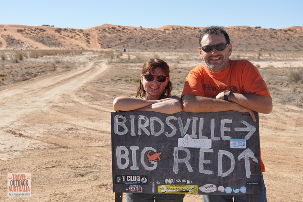 Birdsville, Big Red, Queensland