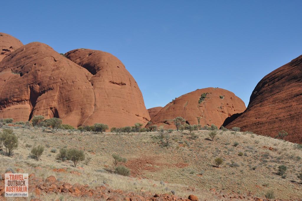 Kata Tjuta, Uluru, Ayers Rock, outback Australia