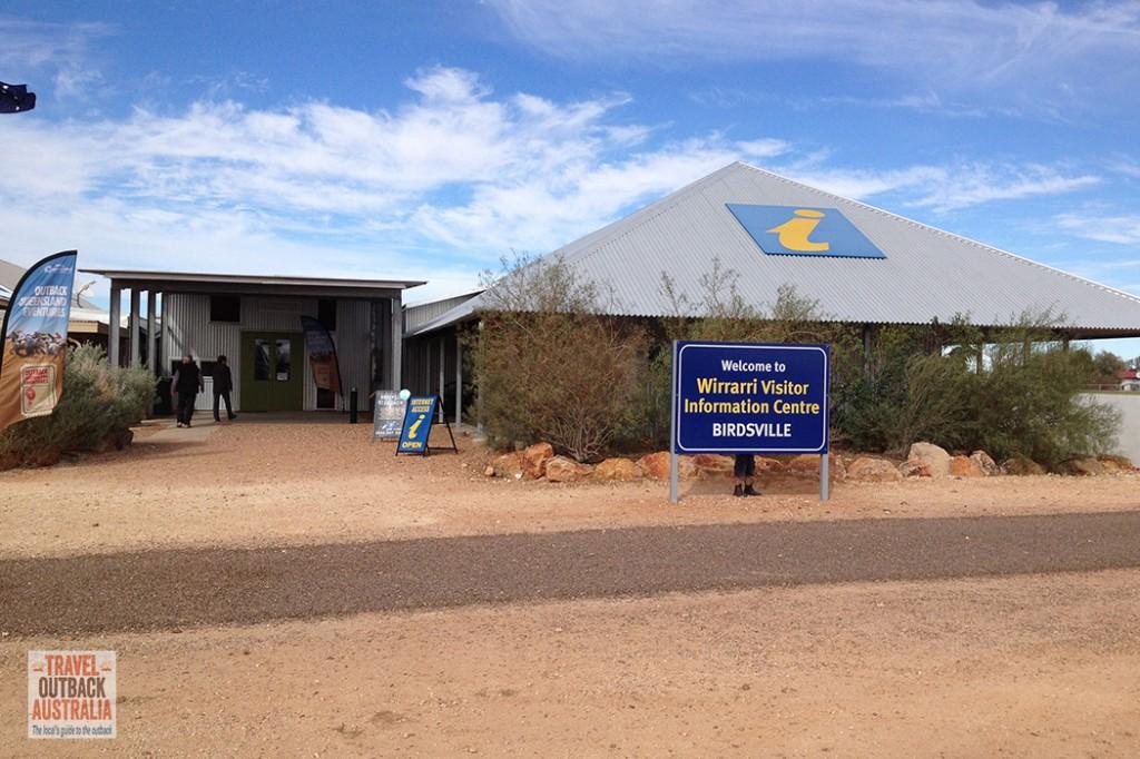 Wirrarri Visitor Information Centre, Birdsville, Queensland