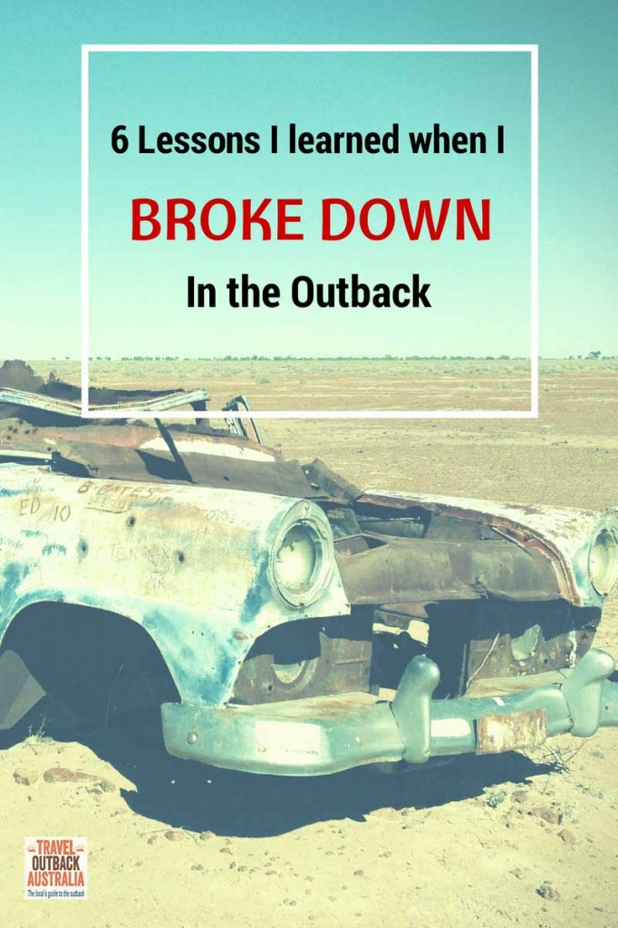 breaking down outback, outback Australia