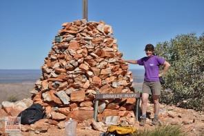 Larapinta Trail, Alice Springs, outback Australia