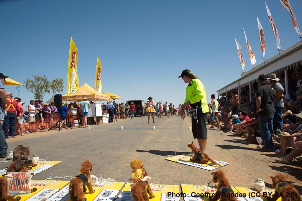 Birdsville Races, Birdsville, outback Queensland