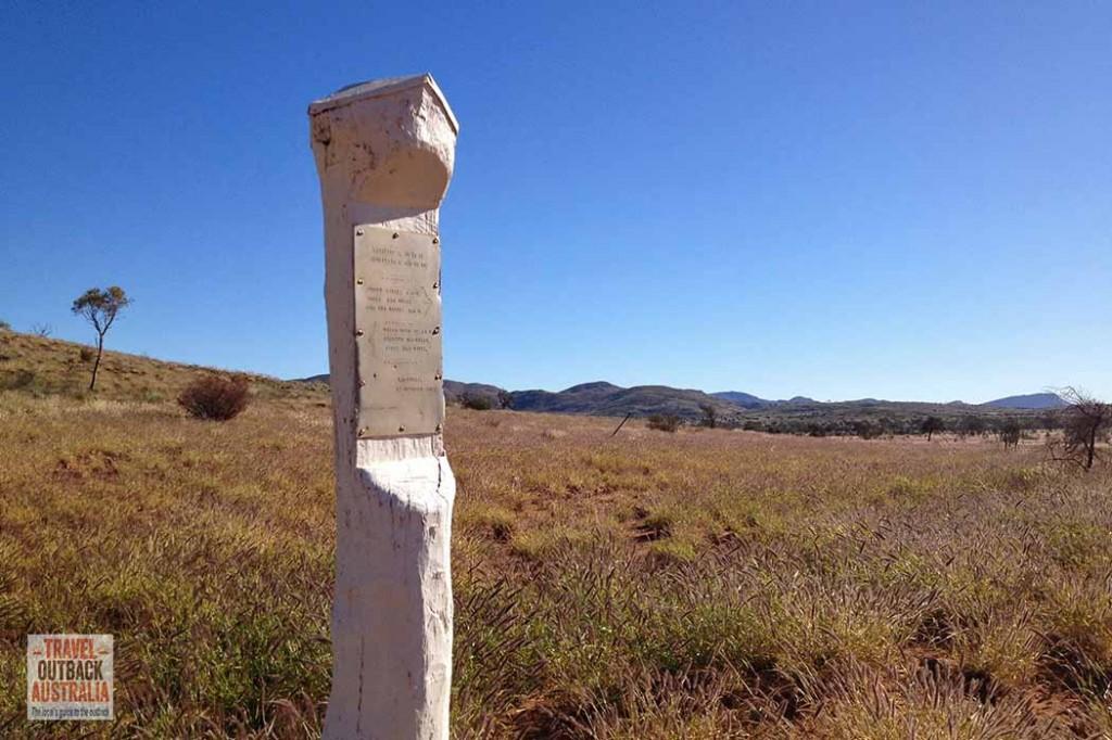 Len Beadell, Gunbarrell Highway