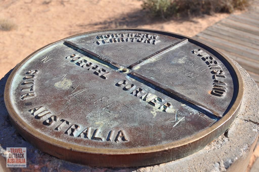 Poeppells Corner, Simpsons Desert, outback Australia
