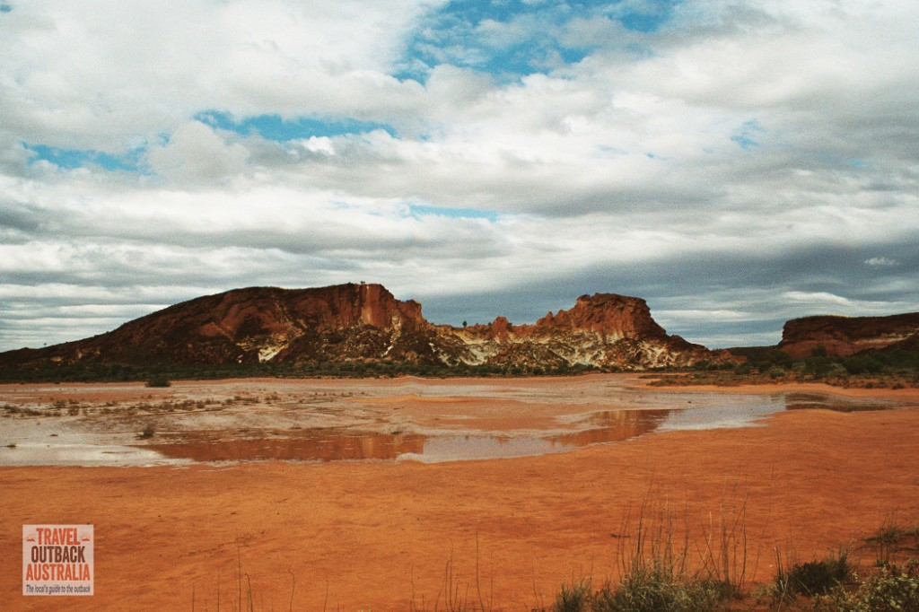 Rainbow Valley, Red Centre, Australia