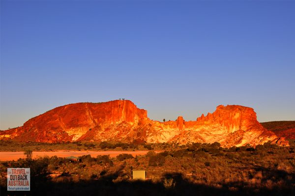 Rainbow Valley Conservation Reserve, Alice Springs, outback Australia