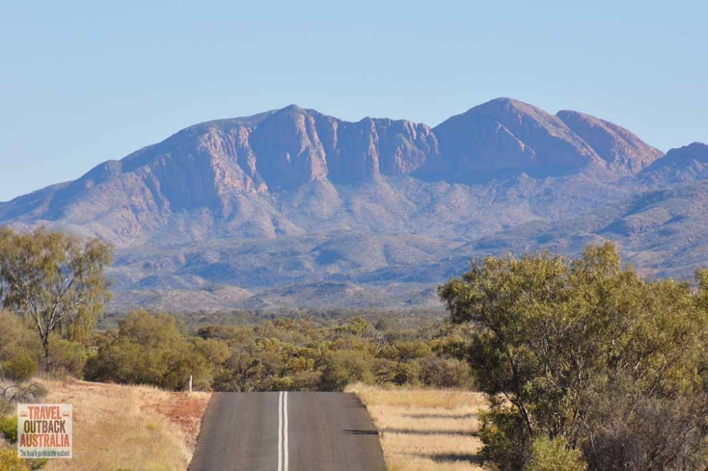 Mt Sonder, Red Centre Way, Northern Territory