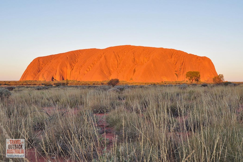 Uluru sunset, Northern Territory