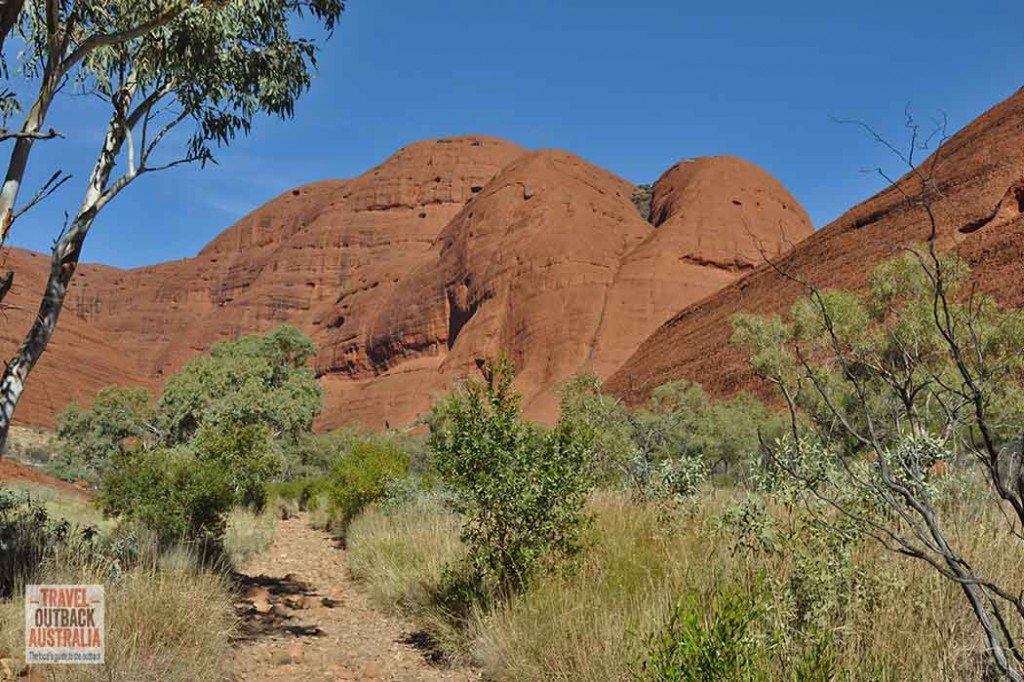 Valley of the Winds walk, Kata Tjuta, Uluru