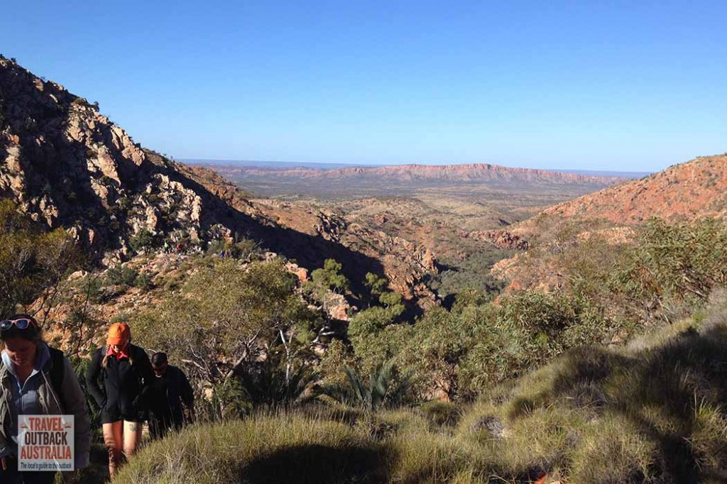 Standley Chasm, West MacDonnell Ranges, Larapinta Trail